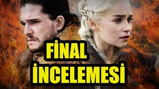 Download Game of Thrones 8. Sezon 6. Bölüm İNCELEMESİ - VE NÖBETİMİZ SONA ERDİ Mp3 and Videos