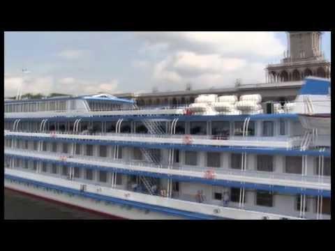 Volga cruise St. Petersburg - Moscow