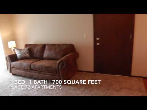 1 Bed 1 Bath in Central Omaha, NE | Place 72 Apartments