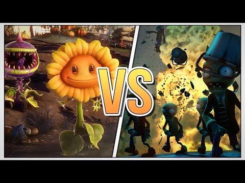 GARDENS & GRAVEYARDS | Plants vs. Zombies: Garden Warfare | TDM Plays [Xbox One]
