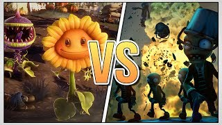 GARDENS & GRAVEYARDS | Plants vs. Zombies: Garden Warfare | TDM Plays [Xbox One]