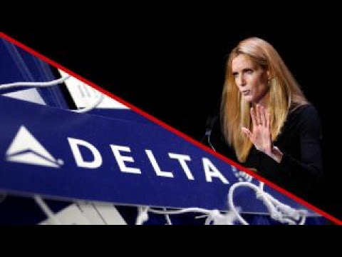Ann Coulter's Twitter storm on Delta