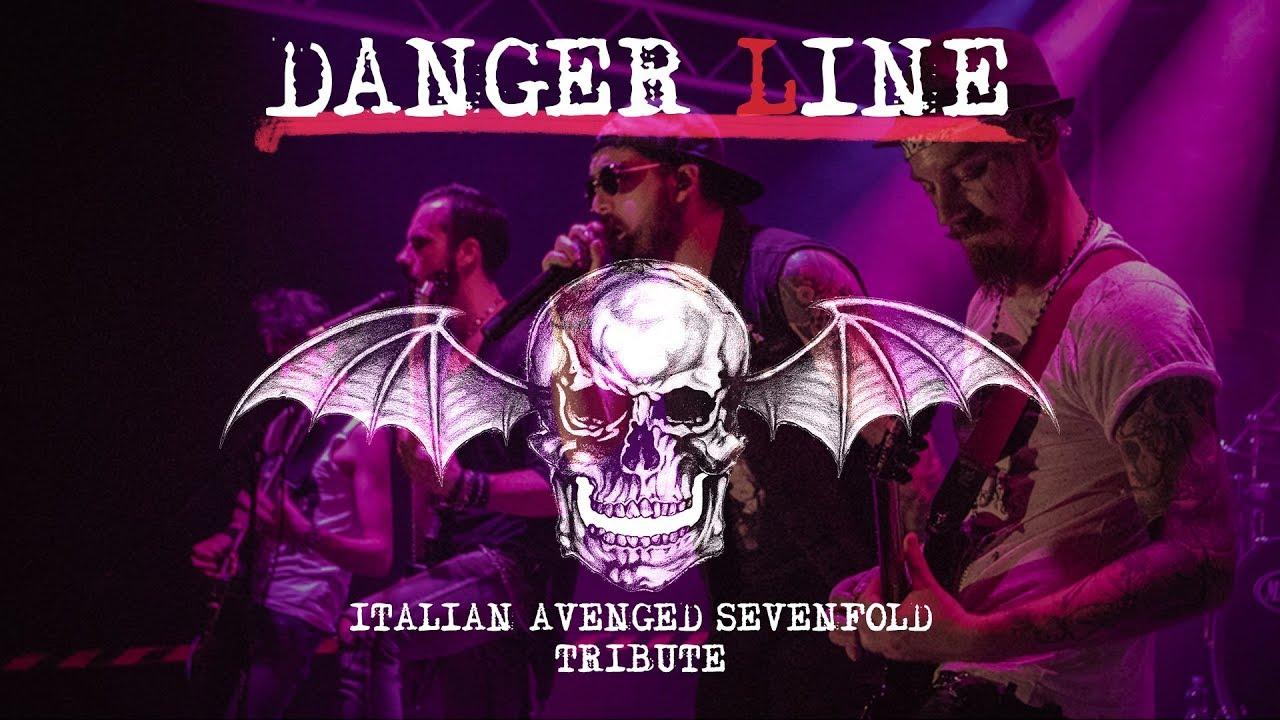 Avenged Sevenfold Tour 2020.Avenged Sevenfold Tribute Trailer 2020 Danger Line