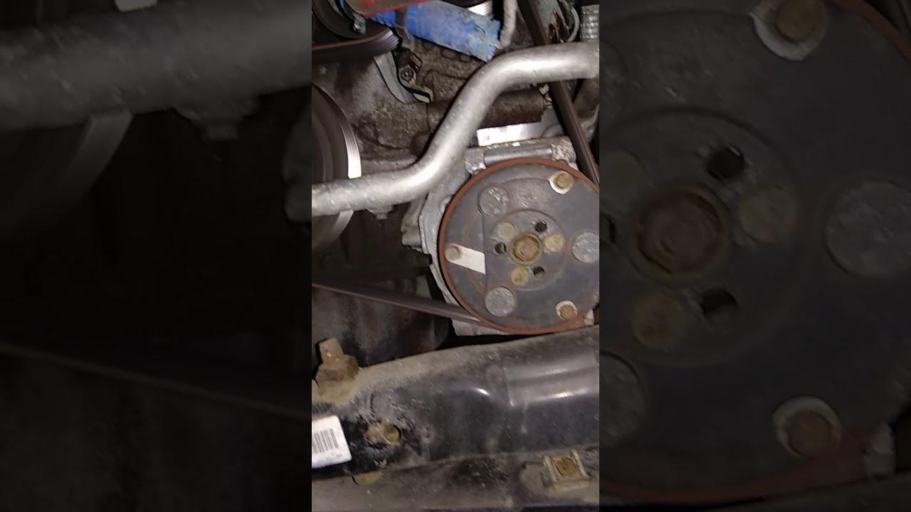 Mini R56 N12 Spannarm Wasserpumpe Youtube