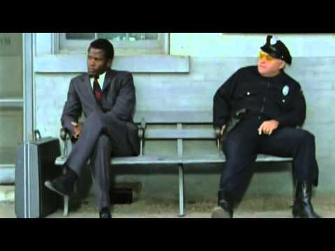 In The Heat of The Night (1967) - Rod Steiger - Sidney Poitier
