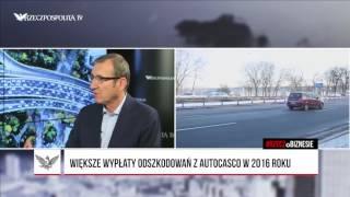 #RZECZoBIZNESIE: Grzegorz Prądzyński o podwyżek stawek ubezpieczeń komunikacyjnych