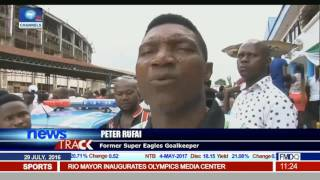 Fmr Colleagues Pay Final Tribute To Stephen Keshi (1962-2016)