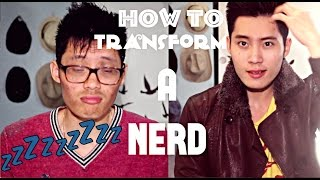 How to look more attractive for guys | Asian Nerd Transformation