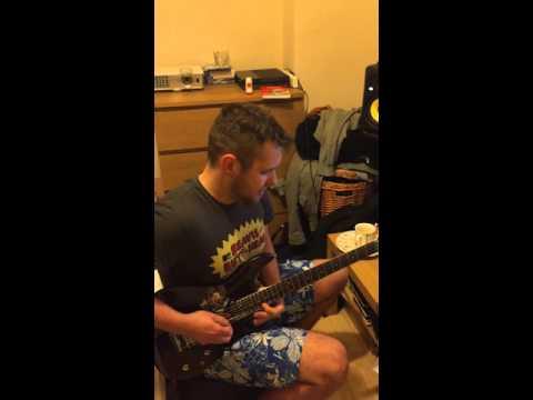 Ibanez js 2450 improvisation after strange dream