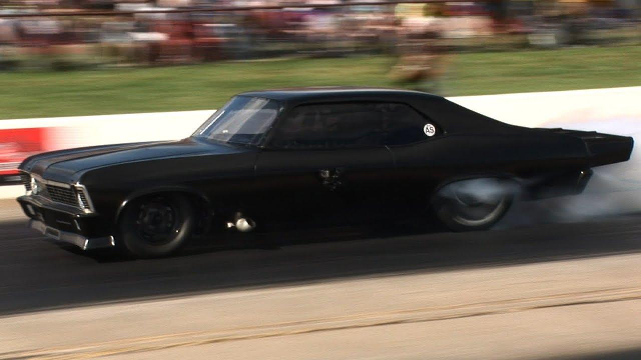 Chevy Drag Car Pic S