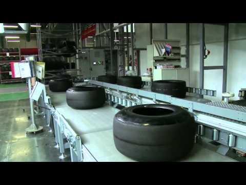 FinShina.RU - этапы производства шины Pirelli P Zero