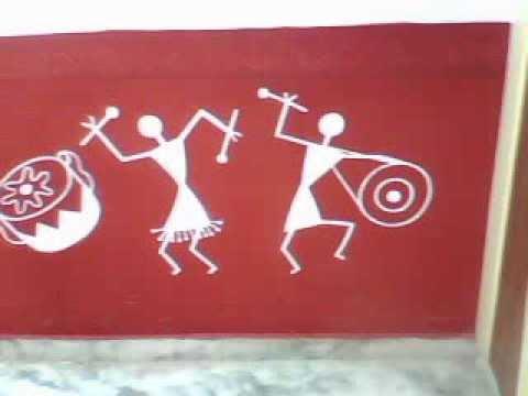 terracotta wall art by Creative brahma - YouTube
