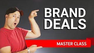 Brand Deals   Master Class #4 ft. Tim Schmoyer thumbnail