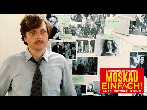 MOSKAU EINFACH! Trailer OmdU
