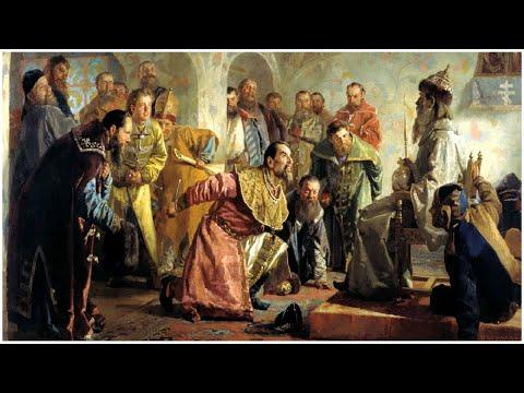Рождение Московского Царства (XV-XVI вв.)
