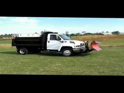 2004 GMC C5500 dump truck for sale | sold at auction ...