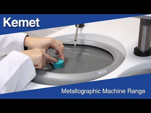 Metallography Machine Range (Metallographic Preparation)