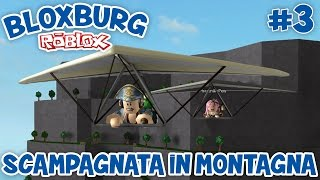 Roblox ENG-we fly with hang gliding! -Welcome to Bloxburg ep 3-#63