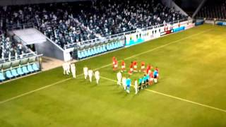 FIFA 12: Leeds Utd: Elland Road Entrance - Marching On together