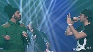 Taratata Backstage - Casseurs Flowters + Izïa + DJ Pone (Regarde comme il fait beau...) 2014