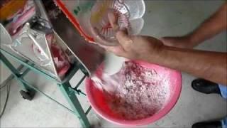 Coconut Grinder - Ming Engineering Pte Ltd