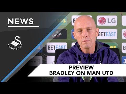 Swans TV - Preview: Bradley on Man Utd