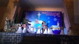 Chung kết trầu cau - Giáng sinh Mỹ Vân 2015