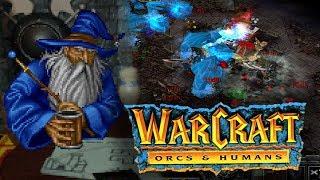 KOŃCZYMY TO - Kampania Ludzi - Warcraft 1: Orcs and Humans - Na żywo