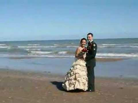 South Padre Beach Weddings Simple Package Youtube