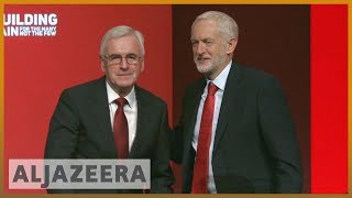 🇬🇧 UK Labour Party considers new Brexit referendum at conference | Al Jazeera English