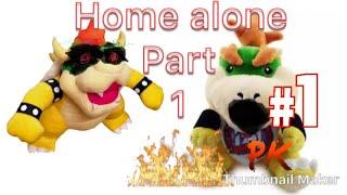 Obj short film:home alone part