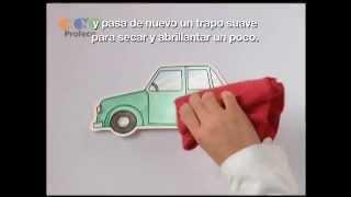 Tecnología Doméstica Profeco: Champú para auto [RCTV 2.4]