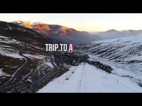 Trip to Andorra. 4K Teaser