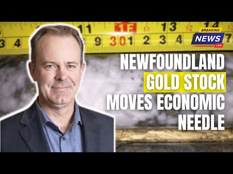 BREAKING: Newfoundland Gold Stock With Back-To-Back News