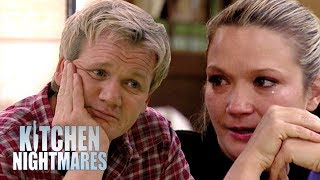 Tears Flow as Gordon Orchestrates Emotional Family Reconciliation | Kitchen Nightmares