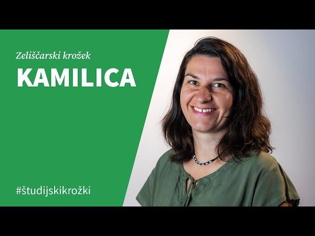 Kamilica, Špela Pogelšek