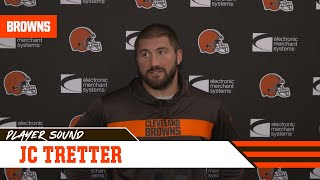JC Tretter: We all looked in the mirror and refocused   Player Sound