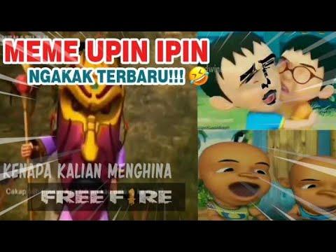 Meme Upin Ipin ngakak 2020   part 5 - YouTube