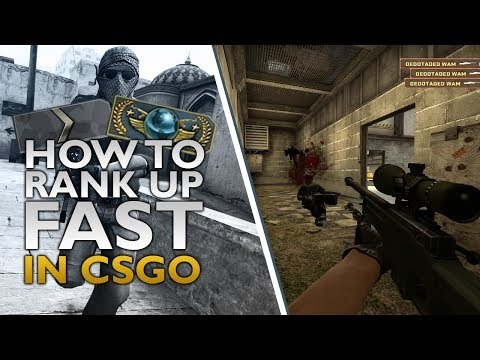 how to rank up in csgo matchmaking