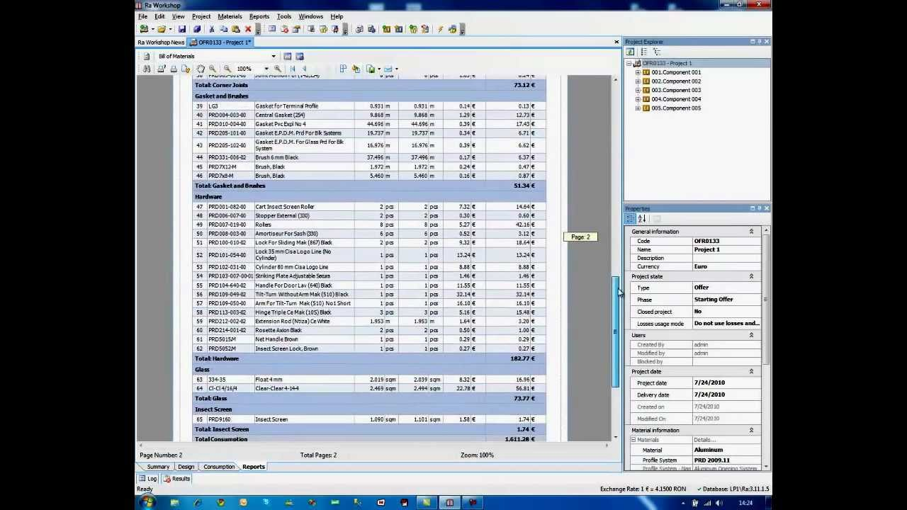 Ra Workshop Windows And Doors Design Software Full