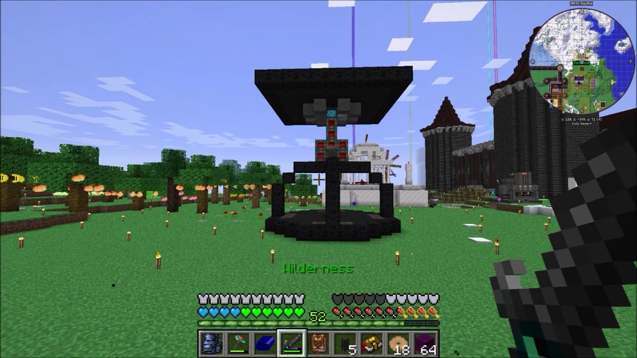 Enigmatica 2 Expert Ep  12 Wither Farming