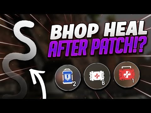 BHOP HEALING AFTER PATCH!?