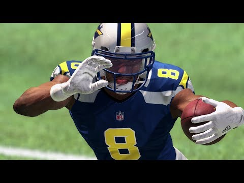 Madden 17 Top 10 Plays of the Week Episode 40 - Joe Flacco UNEXPECTED ATHLETIC RUN