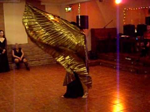 LUXOR male belly dance show 8