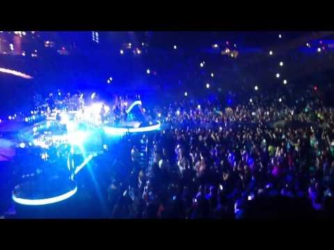 Pitbull - International Love (Live) Nassau Coliseum  2014