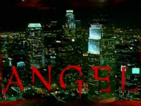 Buffy The Vampire Slayer Angel Theme Song!!!!