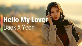 Baek A Yeon - Hello My Lover Lyrics (VAGABOND OST) [HAN / ROM / ENG]