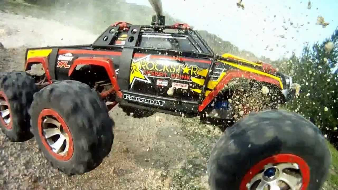 Traxxas Summit Extreme Makeover Edition 6x6 Youtube
