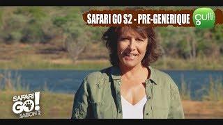 PRÉ-GÉNÉRIQUE : SAFARI GO Saison 2 avec Carole Rousseau dès le 12 janvier sur Gulli ! 🌍