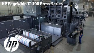 Reinvent Your Preprint Corrugated Offering With HP PageWide T1100 Series Presses | HP PageWide | HP